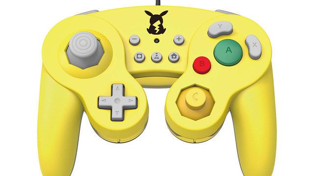 Nintendo Switch pokemon gamecube controller
