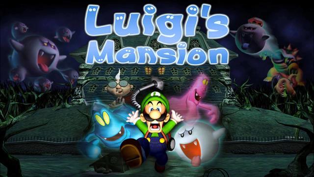 Luigis Mansion