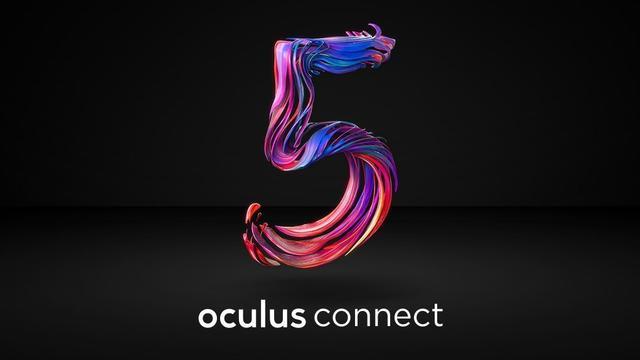 Oculus Connect 5 logo