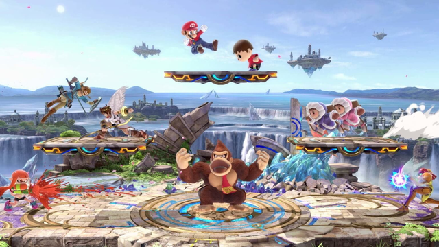 Super Smash Bros Ultimate Chaos