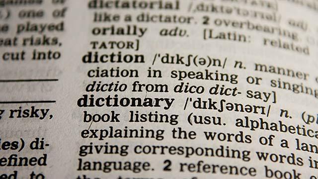 Woordenboeken: vroeger op papier nu ook in app-vorm