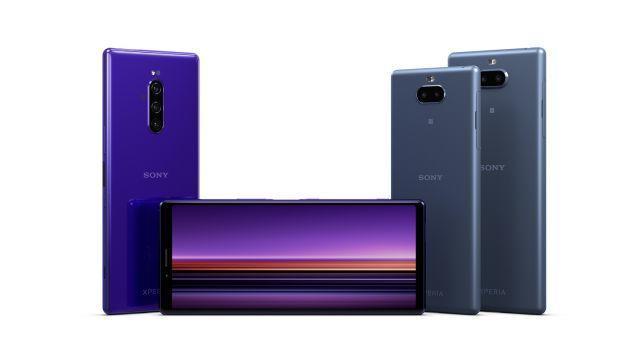 De nieuwe Sony Xperia 10 en Xperia 10 Plus