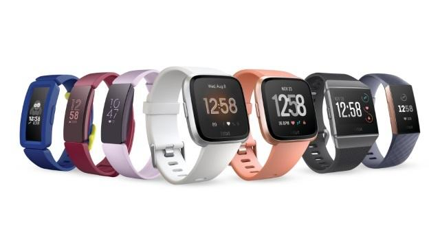Fitbit brengt vier nieuwe Fitbit smartwatches en trackers uit