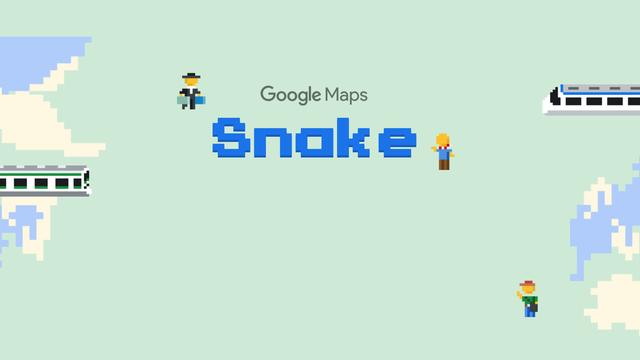 Google Snake