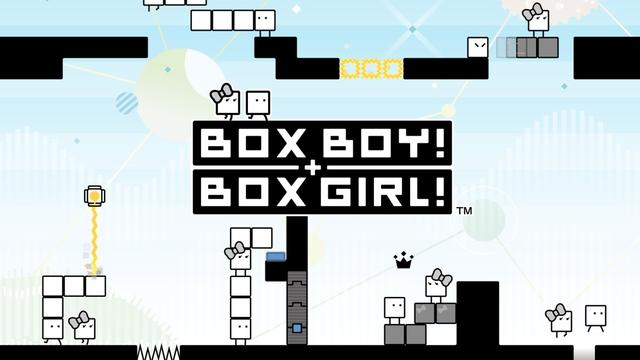 Box Boy + Box Girl