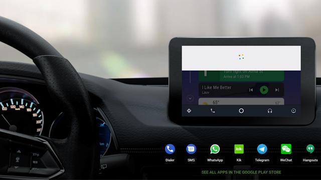 Android Auto versus iOS Carplay