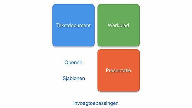 Office 700: de volledige OpenOffice-experience onder iOS