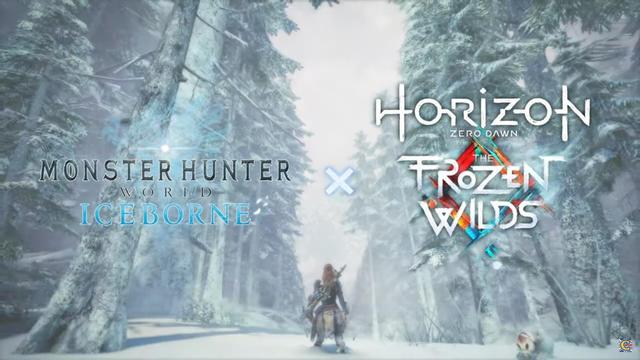 horizon zero dawn monster hunter