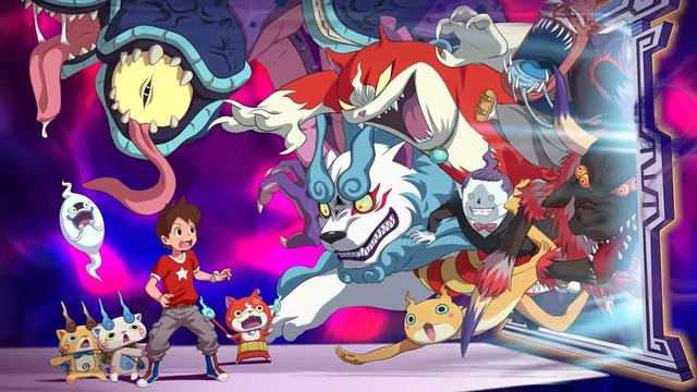 Yo Kai Watch 4