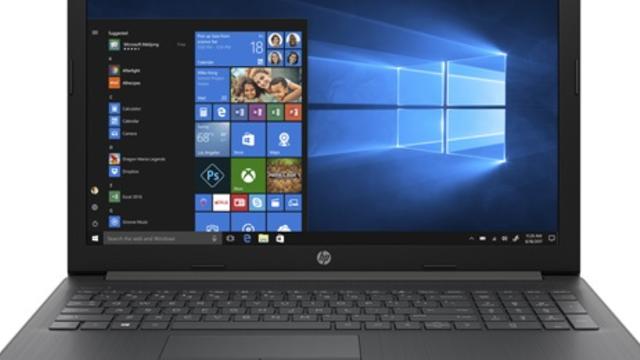 Laptop met touchscreen