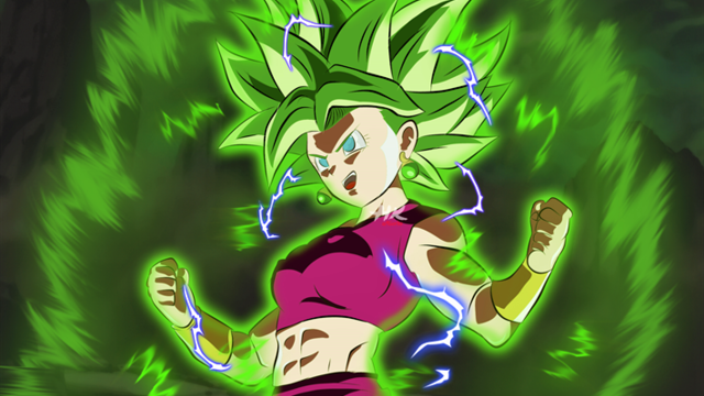 Kefla Dragon Ball Z