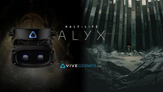 Vive Half-Life Alyx