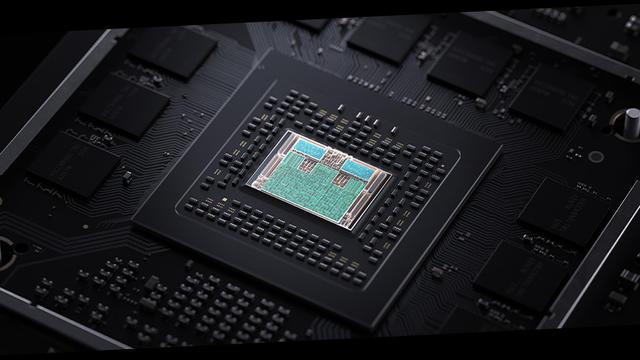 Xbox Series X chip