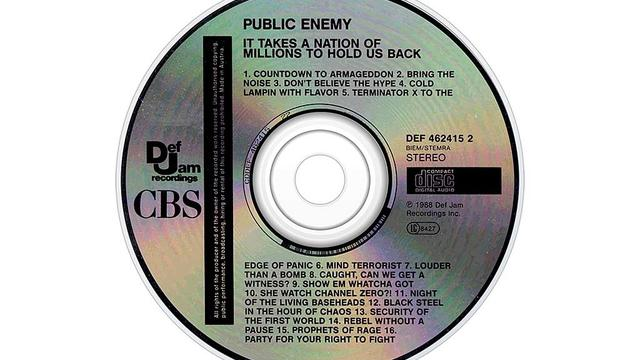 De cd veroverde de wereld razendsnel