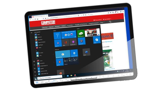 Bedien Windows vanaf je iPad