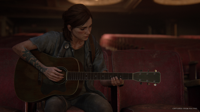 last of us, last of us 2, last of us part 2