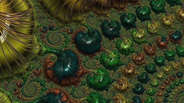 Maak prachtige fractal-kunst op je iPad en iPhone