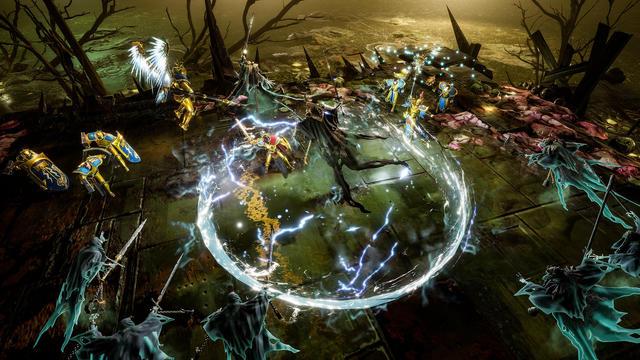 Warhammer Age of Sigma: Storm Ground