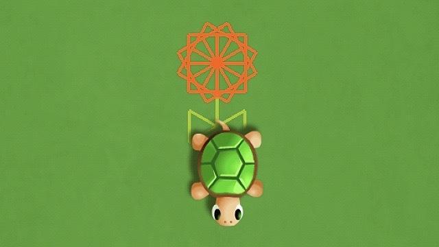 Move The Turtle, programmeren voor kids op de iPad
