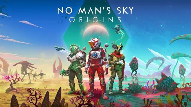 No Man's Sky Origins