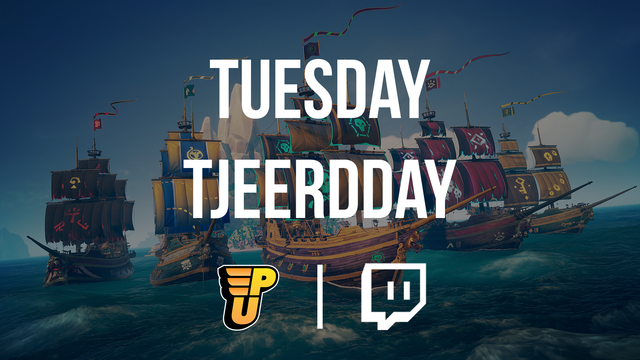 Tuesday Tjeerdday