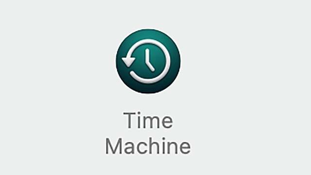 Een snellere Time Machine onder macOS Big Sur