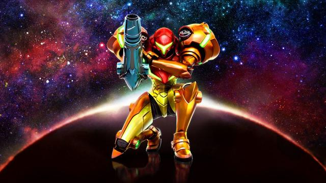 Samus Returns
