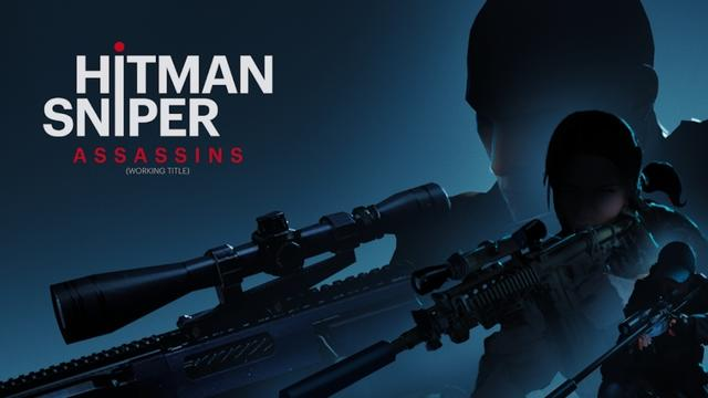 Hitman Sniper Assassins