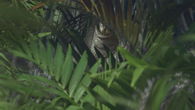 Jurassic World Game Teaser