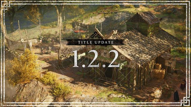 Assassin's Creed Valhalla patch 1.2.2