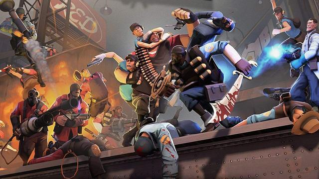 Team Fortress 2 art