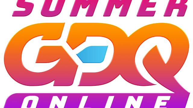 Summer Games Done Quick