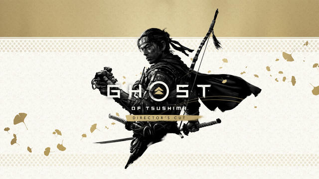 Ghost of Tsushima Directors Cut cover