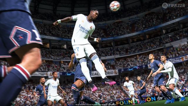 FIFA 22 header