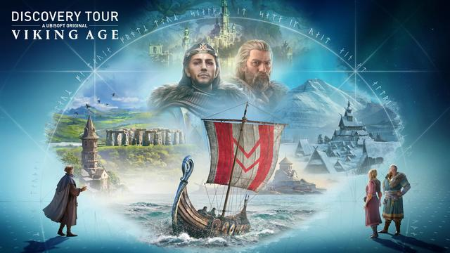 Discovery Tour: Viking Age