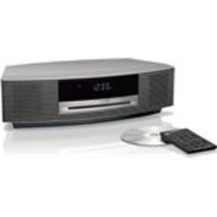 Draadloze speaker met cd-speler