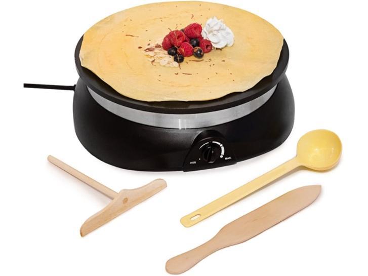 Pannenkoek- crêpe machine