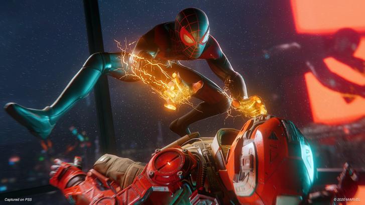 Spider-Man: Miles Morales powers