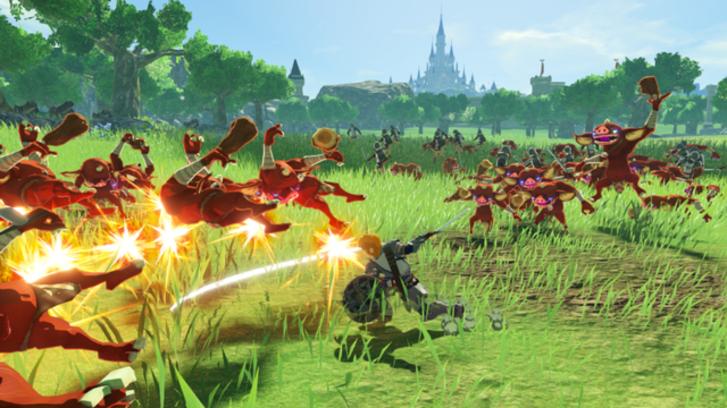 Hyrule Warriors: Age of Calamity enemies