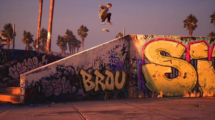 Tony Hawk's Pro Skater kickflip