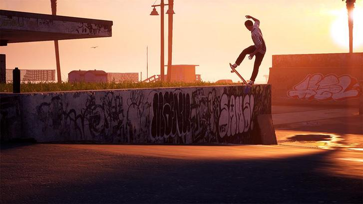 Tony Hawk's Pro Skater grind