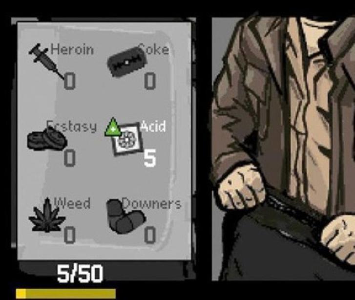 Drugdealer GTA Chinatown Wars