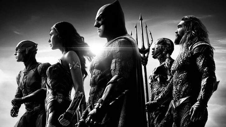 Zack Snyder's Justice League 3