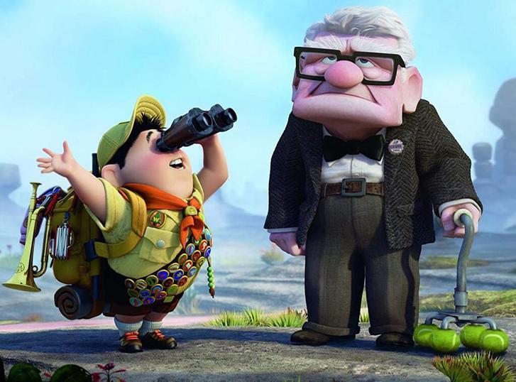 Up Pixar Disney Plus