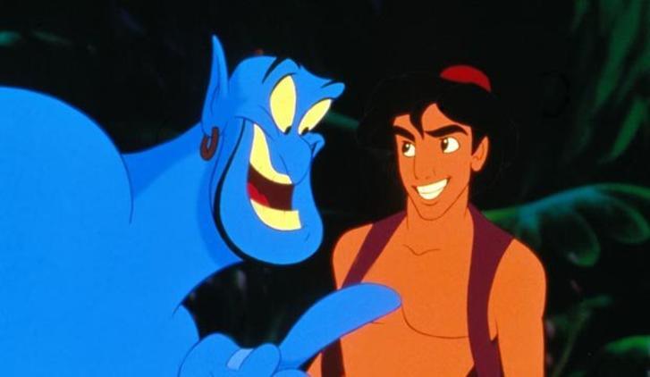 Aladdin oude tekenfilm Disney Plus