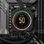 Foto van een nieuwe AIO-koeler van Corsair, hier geplaatst op een Asus Prime Z690-moederbord met DDR5-geheugen van Corsair.