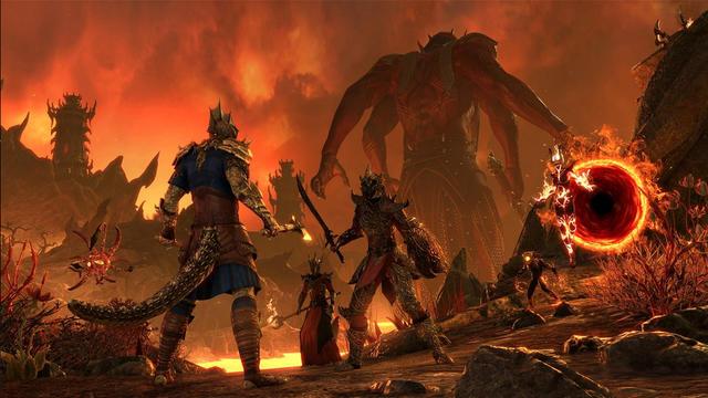 Elder Scrolls Online Deadlands
