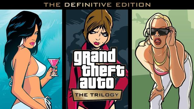 Grand Theft Auto: The Trilogy - The Definitive Edition