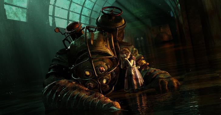 BioShock Big Daddy