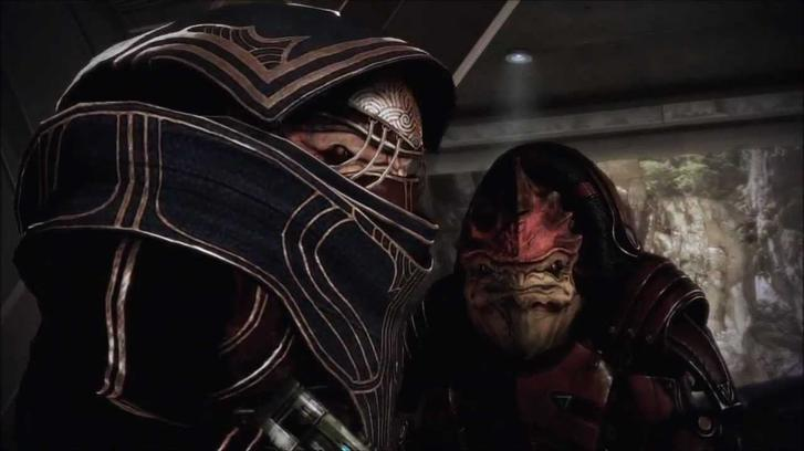 Mass Effect Krogans
